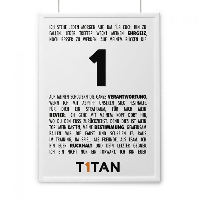 Torwart Manifest